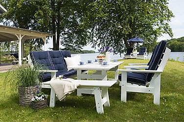 Hillerstorp Herrgård Sofagruppe Bord + Sofa + 2 Lænestole