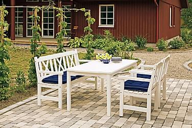 Visby stol Hvid