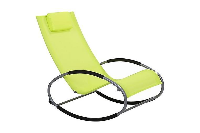 Cavaluzzi solstol - Grøn - Havemøbler - Stole & lænestole - Solstole