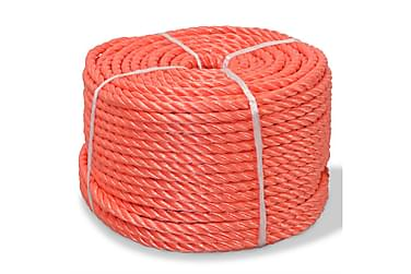 Snoet Reb I Polypropylen 8 Mm 500 M Orange