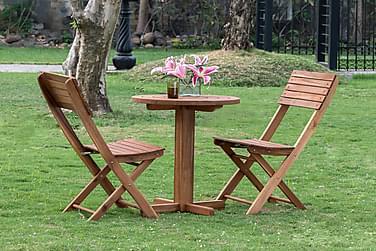 Askö Cafébord 60 cm Rundt
