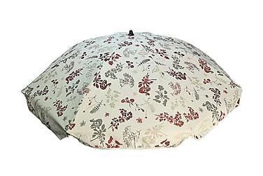 Bomulds parasol 200 cm