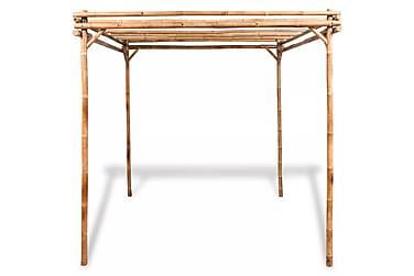 Pergola Bambus 195 X 195 X 195 Cm