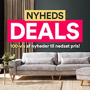 Nyheds deals - 100-vis af prispressede nyheder!