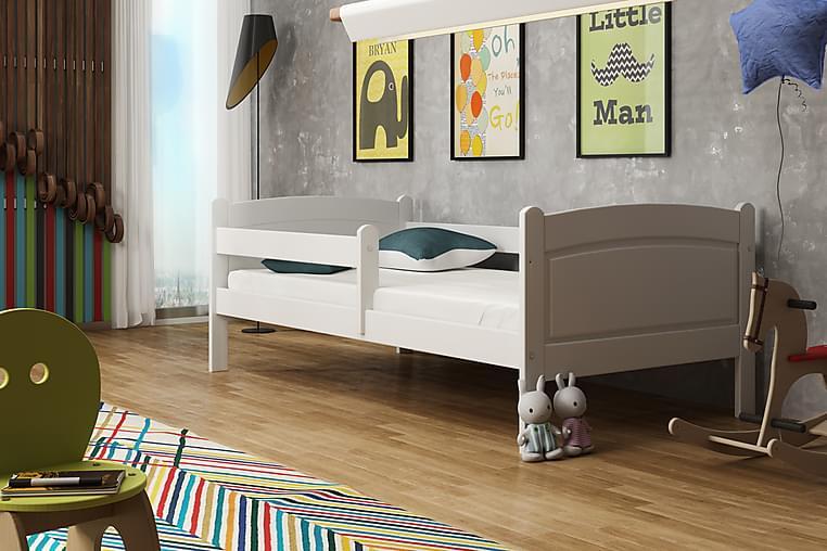Esperon seng 80x160 - hvid - Møbler - Børnemøbler - Børneseng & juniorseng