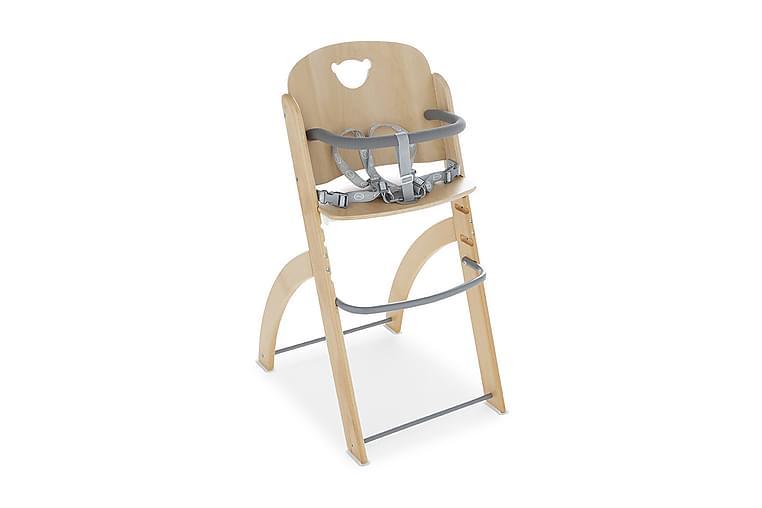 Clickers 4 -punkts sikkerhedssæde PVC - Grå - Møbler - Børnemøbler - Børnestol