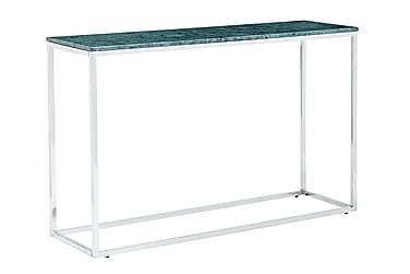 Carrie Aflastningsbord 120 Grøn/Krom