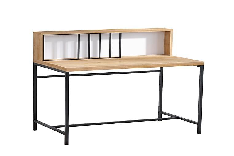 Dyltabruk Skrivebord - Brun - Møbler - Borde - Skrivebord