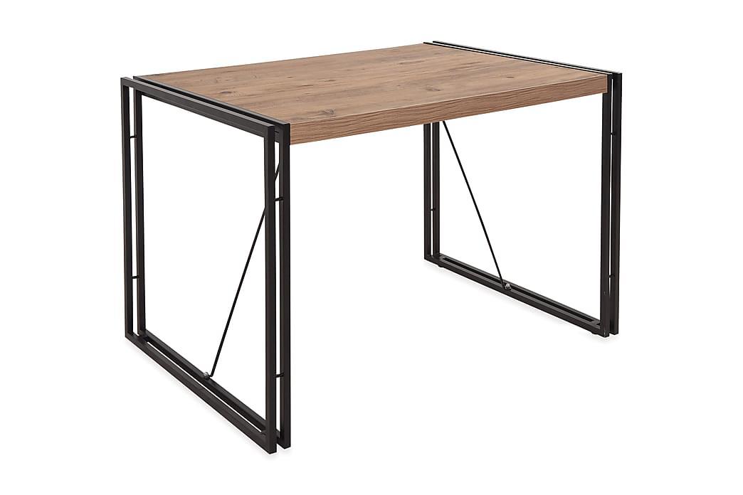 Sapphira skrivebord - Træ / sort - Møbler - Borde - Skrivebord