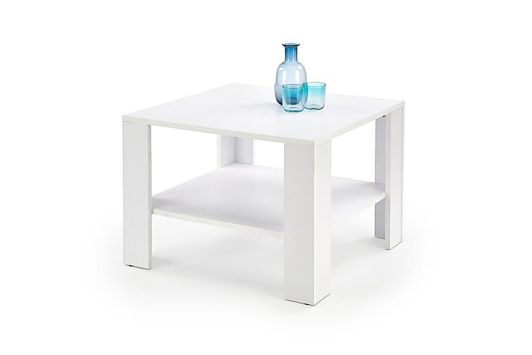 Kwadro Sofabord 70 cm - Hvid - Møbler - Borde - Sofaborde