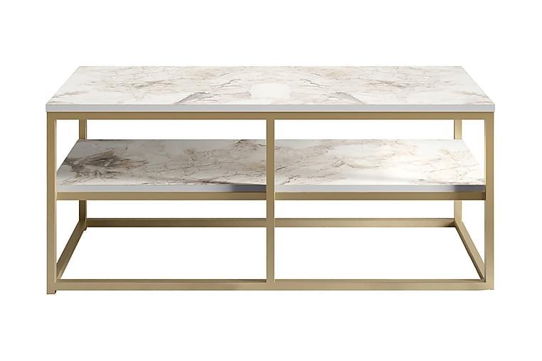 Lunnom Sofabord - Guld - Møbler - Borde - Sofaborde