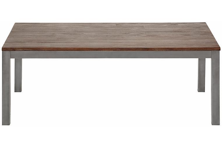 Pokola sofabord 110 cm - akacie Brun - Møbler - Borde - Sofaborde