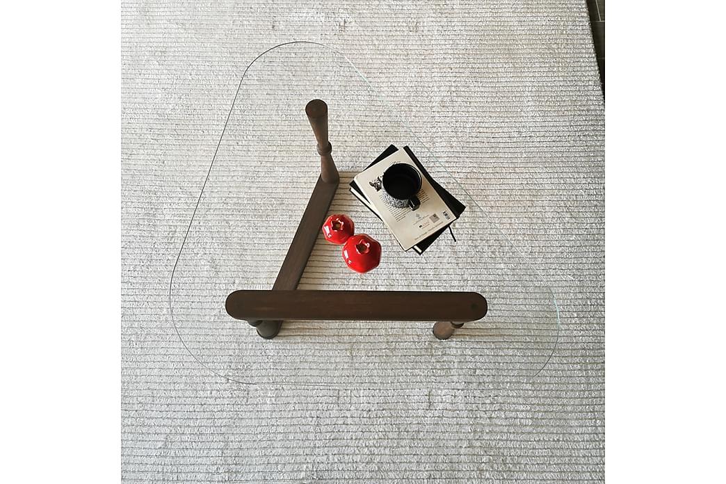Sofabord valnød - Møbler - Borde - Sofaborde