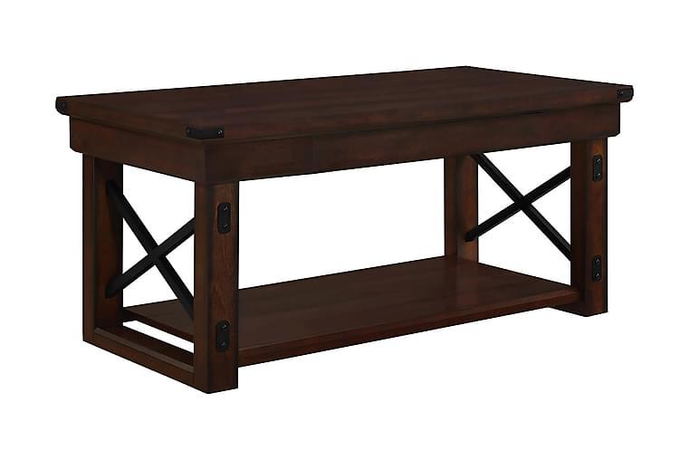 Wildwood Sofabord 112 cm Espresso - Dorel Home - Møbler - Borde - Sofaborde