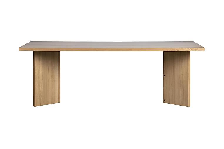 Anglesa spisebord 220 cm - Eg - Møbler - Borde - Spisebord og køkkenbord