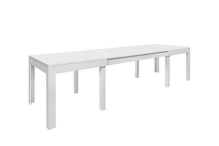 Barkerville udvideligt Spisebord - Hvid - Møbler - Borde - Spisebord og køkkenbord