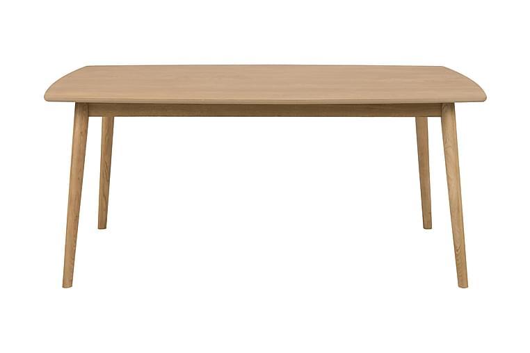 Bellor Spisebord 180 cm - Hvid/Beige - Møbler - Borde - Spisebord og køkkenbord