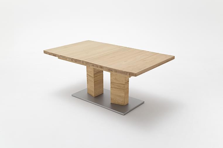 Cuneo Udvideligt Spisebord 140 cm - Træ/Natur - Møbler - Borde - Spisebord og køkkenbord