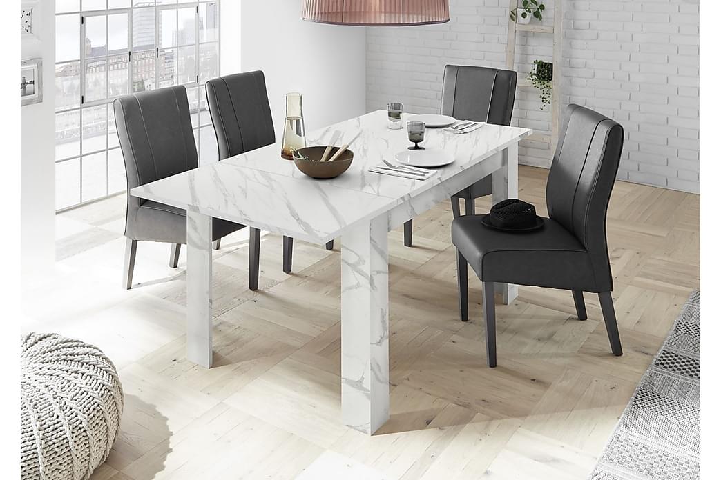 Ice Udvideligt Spisebord 137 cm - Møbler - Borde - Spisebord og køkkenbord
