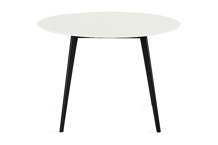 Life Spisebord 120 cm Rund - Hvid - Møbler - Borde - Spisebord og køkkenbord