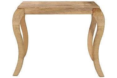 Spisebord I Massivt Mangotræ 118 X 60 X 76 Cm