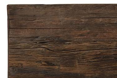 Spisebord Svelletræ Og Stål 118 X 55 X 76 Cm