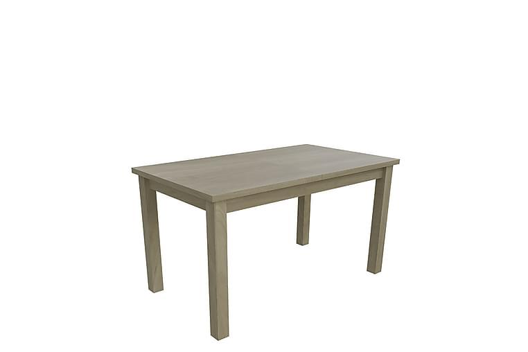 Tabell Udvideligt spisebord 140 cm - Træ / natur - Møbler - Borde - Spisebord og køkkenbord