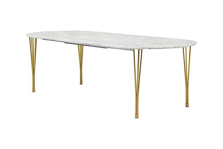 Tyson Udvideligt Spisebord 160 cm Oval