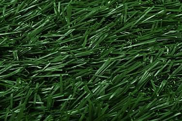 Kæledyrstoilet Med Bakke Og Kunstgræs Grøn 63X50X7 Cm