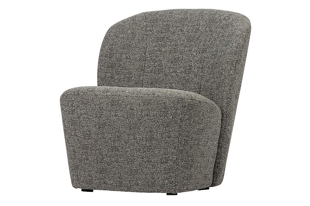 Deloras Lænestol - Grå - Møbler - Lænestole & puffer - Lænestole