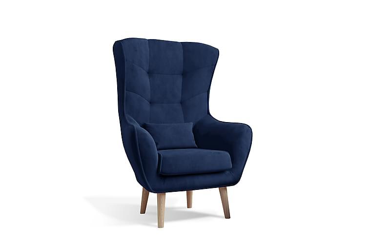 Arti lænestol - Blå - Møbler - Lænestole & puffer - Lænestole