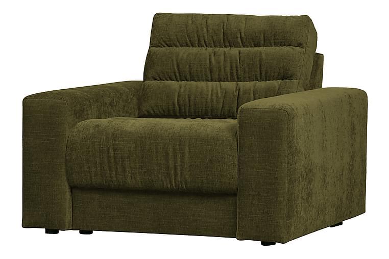 Date Lænestol - Grøn/Vintage - Møbler - Lænestole & puffer - Lænestole