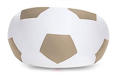Fodbold beanbag 65x65x45 cm