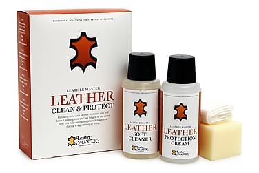 Beskyttelse & Rens til Lædermøbler