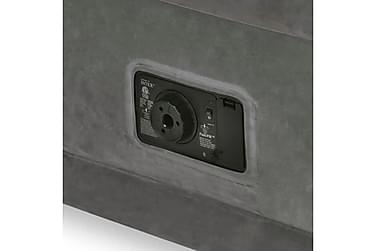 Intex Comfort Plush Luftmadras Pvc 152X203X46 Cm Hvid 64414