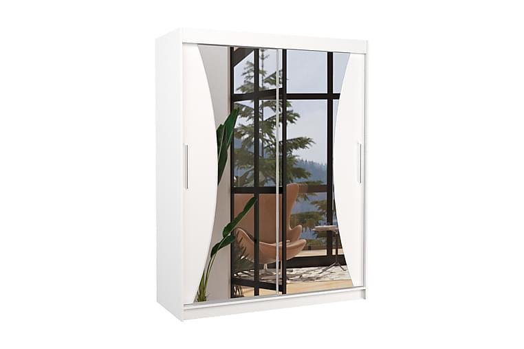 Ma Garderobe 150x200 cm - Hvid - Møbler - Opbevaring - Garderobeskabe