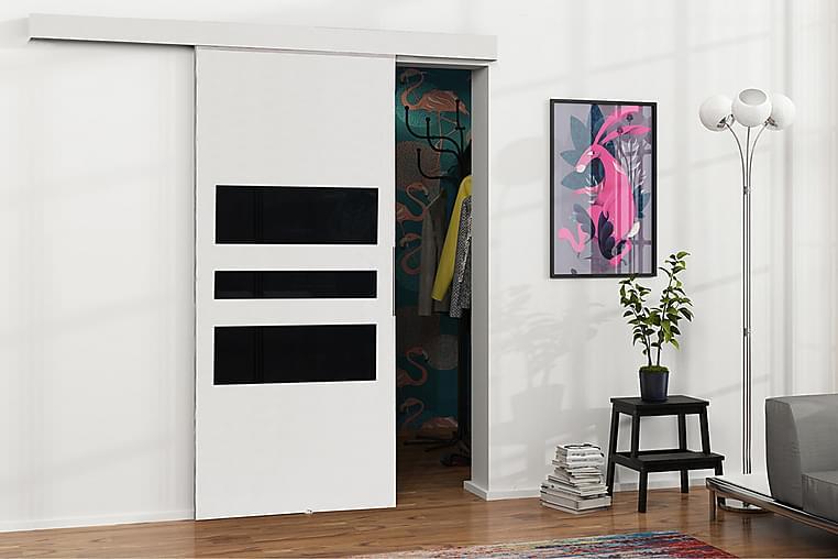 Malibu dør 204x96x205 cm - Møbler - Opbevaring - Garderobeskabe