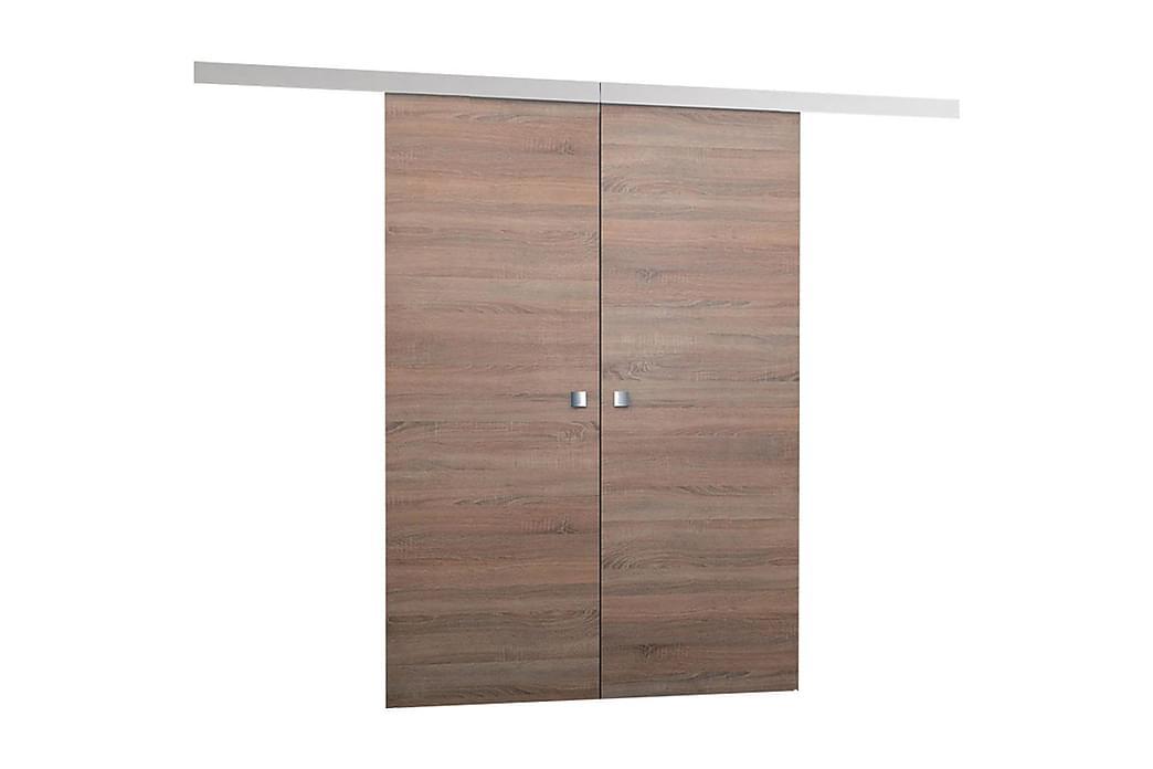 Malibu dør 297x146x205 cm - Møbler - Opbevaring - Garderobeskabe