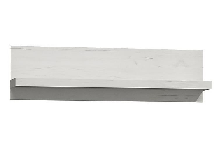 Indianapolis hylde 120x18x32 cm - Møbler - Opbevaring - Hylder & Reoler