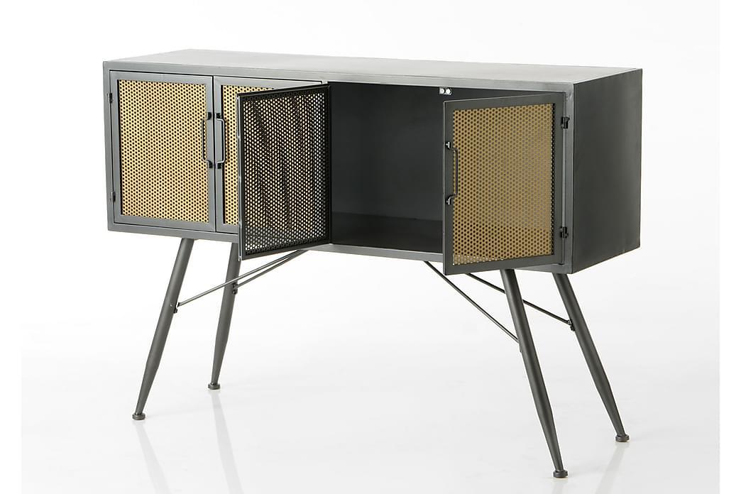 Kommode 120 cm - Stål - Møbler - Opbevaring - Kommode