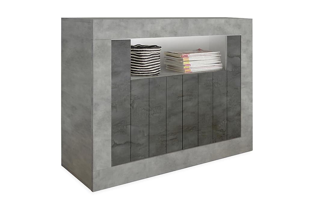 Urbino Skænk Piccolo 110 cm - Gråmeleret - Møbler - Opbevaring - Skænke & sideboards