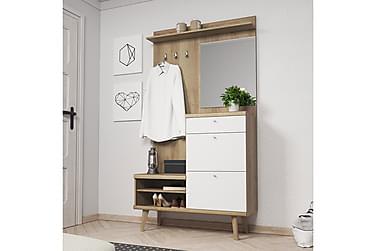Primo entrémøbelsæt 110x34x200 cm