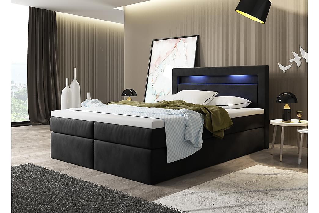 Oscar sengepakke 140x200cm - Møbler - Senge - Kontinentalsenge