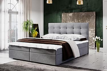 Stephanie sengepakke 160x200 Quiltet Gavl