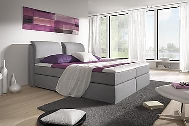 Owen Komplet Box Bed Seng med Opbevaring 180x200