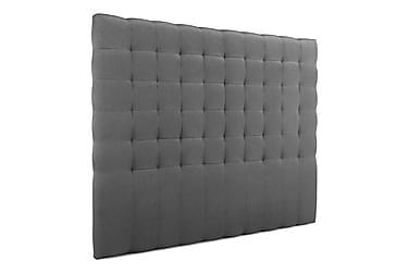Elite sengegavl 210 cm Quiltet høj