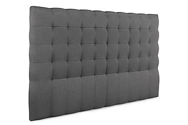 Elite sengegavl 210 cm Quiltet lav