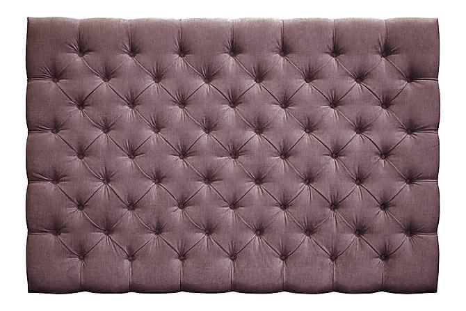 Joluma Sengegavl 160 cm - Mørk rosa - Møbler - Senge - Sengegavle