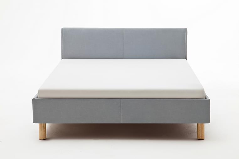 Sengeramme 120x200 cm Isblå - Møbler - Senge - Sengeramme & sengestel