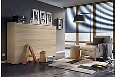 Concept Pro Sengeskab 215x177x158 cm